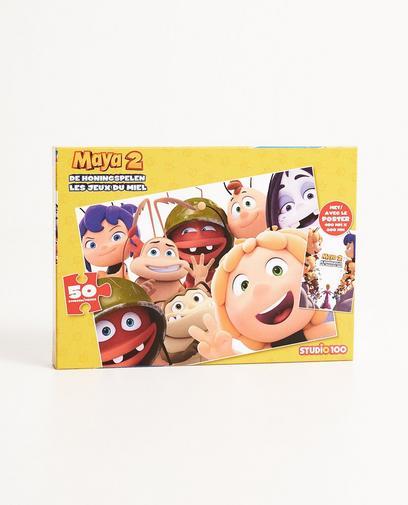 Puzzel van 50 stukjes